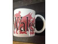 City Mug (Large) - Starbucks Wales - Cymru