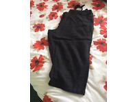 Ladies linen trousers