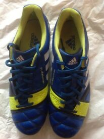 Addidas nitrocharge 3.0 football boots size 7 as new