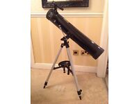 Telescope with changeable lenses just £45