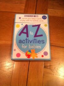 Gymboree A to Z Activities for Babies