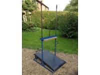 Health & Leisure Vertical Leg Press (Delivery Available)