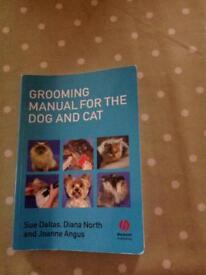 Grooming Manual for the Dog & Cat