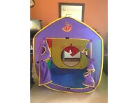 Play tent from Early Learning Centre
