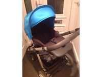 ICandy Apple Carrycot and Buggy