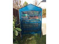 Large bird cage / small aviary
