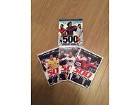 DVD Pack 500 Great Goals