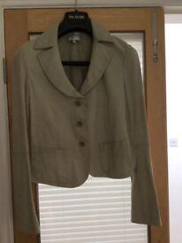 Armani Ladies Suede Jacket