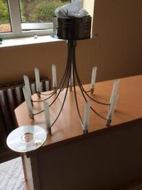Small ceiling light