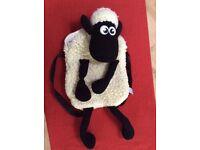 Shaun the sheep rucksack