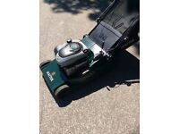 Hayter harrier 48 lawnmower