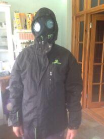 Airwalk hooded goggle jacket