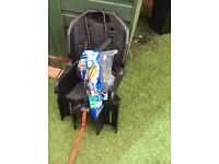 New children's seat for bike