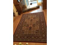 Oriental rug from ikea 170 x 230 cm
