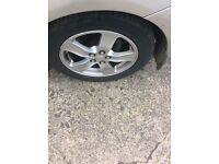TOYOTA avensis alloy fit 03 to 07 models