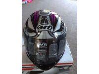 MT Revenge Crash Helmet XSMALL