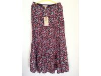 Fat Face Ladies Long Maxi Skirt Size UK10 BNWT RRP £45