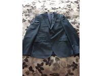 Burtons slim fit jacket 36R