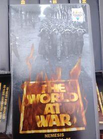 Complete set of Second World War videos