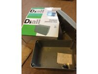 Dial outdoor junction box