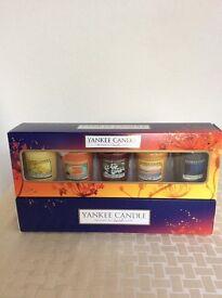 Warm Summer Yankee Candle Gift Set