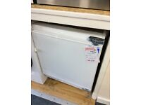Integrated fridge new graded 12 months gtee £135