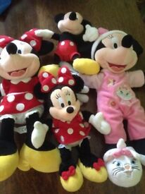 Disney, Mini and Mickey Mouse