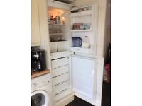 Whirlpool Integrated Fridge/Freezer still in use and fully working