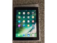 iPad 4th Generation 16GB, Wi-Fi + Cellular unlocked