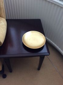 Stag Minstrel side table