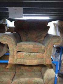 Medium sofa and 2 chairs