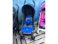 Joie nitro pushchair and raincover