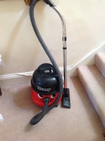 HENRY VACUUM CLEANER FOR SALE