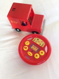 Postman Pat Drive and Steer remote control