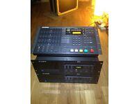 Adat recording system