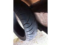 rear tyre 180/55/17 zr battlax bt021