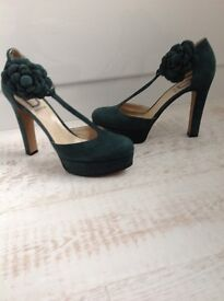 Marra Italian suede shoes