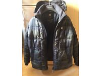 G Star Raw puffy jacket