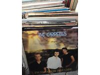 """200+ 12"""" vinyl records, mixture of a types of music"""