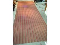 Brand new cool contemporary stripe carpet!