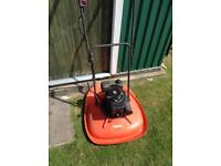 Flymo HVT52 petrol lawnmower