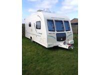 Bailey Olympys 462 2 berth caravan