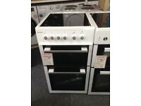 Blomberg 50cm eclectic cooker. £269 new/graded 12 month Gtee