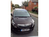 Vauxhall Zafira Tourer Exclusiv CDTi 2.0 Low Millage and auto
