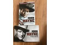 Dvd box set John Wayne.