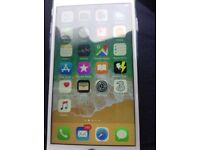 iPhone 6s 64gb unlocked silver like brand new