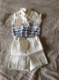 Lovely baby Graziella boys outift - Brand new