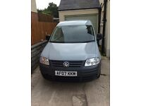 VW caddy C20 2.0 69ps (07)