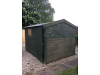 Shed for sale 10 x 8