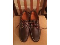 Timbaland boat shoes - men's - size 7